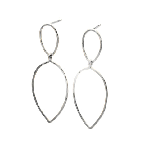 Mother: Sterling Silver Earrings