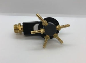 Hotwater Spider Valve - With Bypass