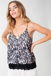The Leopard Cami