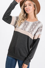 The Elliot Pullover in Charcoal