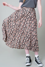 The Eda Skirt in Blush