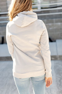 Ampersand Ave Sweatshirt in Light Grey