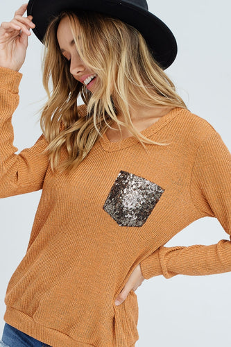 The Butterscotch Sweater