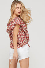 The Rosie Top // Rose
