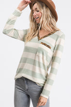 The Thelma Sweater in Mint