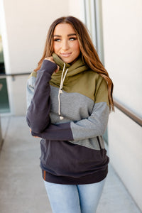Ampersand Ave Sweatshirt in Forest
