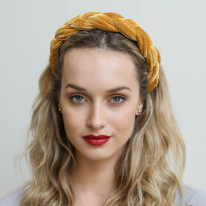 The Braided Headband