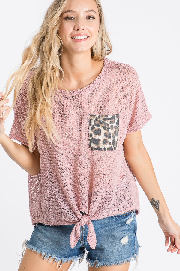 The Sadie Top
