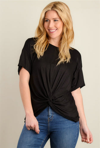 The Black Knot Top