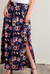 The Floral Maxi Skirt