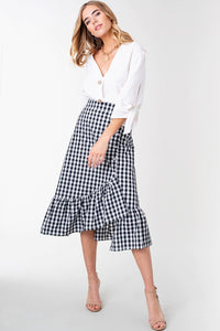 The Gingham Skirt