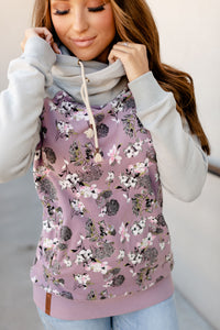 Ampersand Ave Sweatshirt in Lilac Love