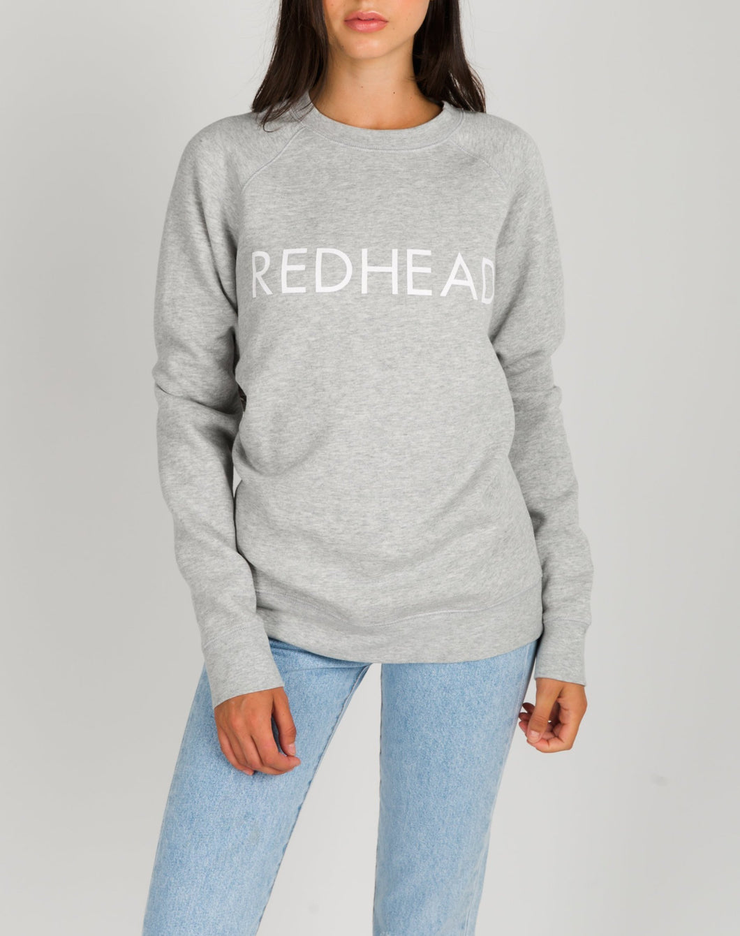 REDHEAD Crew // Brunette the Label