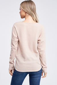 The Tilly Sweater // Taupe