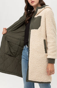 The Sherpa Reversible Coat