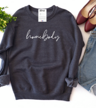Blonde Ambition // Homebody Pullover