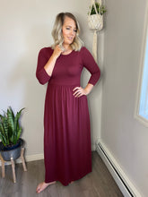 The Addison Maxi Dress - Tall
