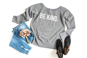 Blonde Ambition // Be Kind