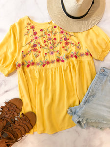 The Boho Blouse