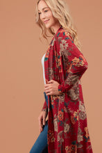 The Anniston Cardi in Red