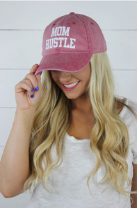 The Mom Hustle Hat // Forest Green