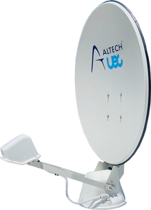 Satellite Dish Altec UEC Halo ST85 Right side View