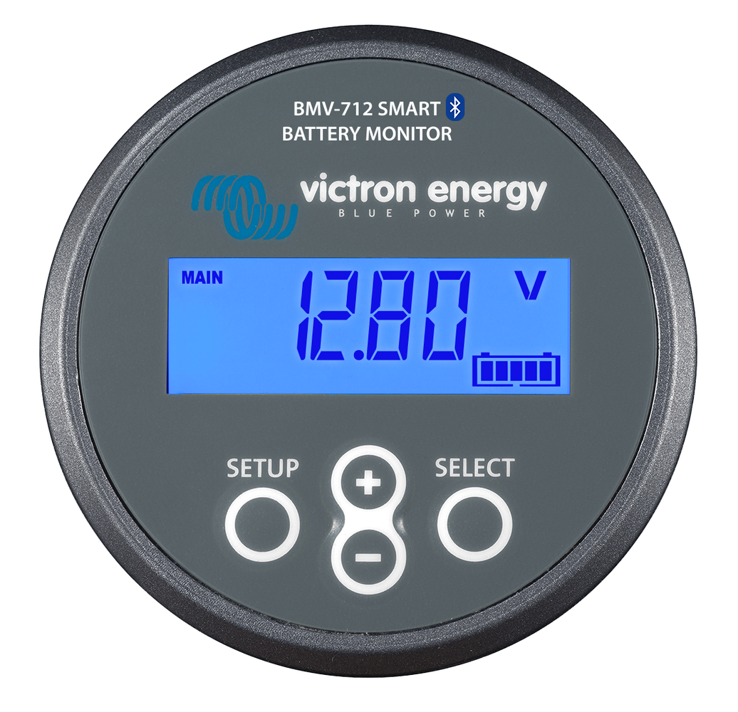 Monitor Victron Energy BMV712 Smart