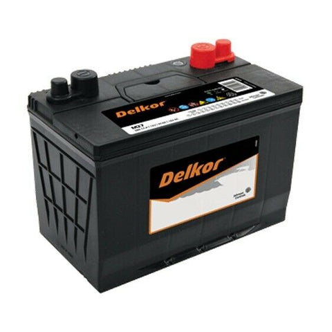 Battery Delkor M27 100ah Marine Deep Cycle