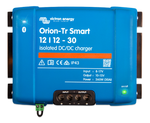 Victron Orion-Tr Smart 12/12-30A DC-DC Charger (Isolated)