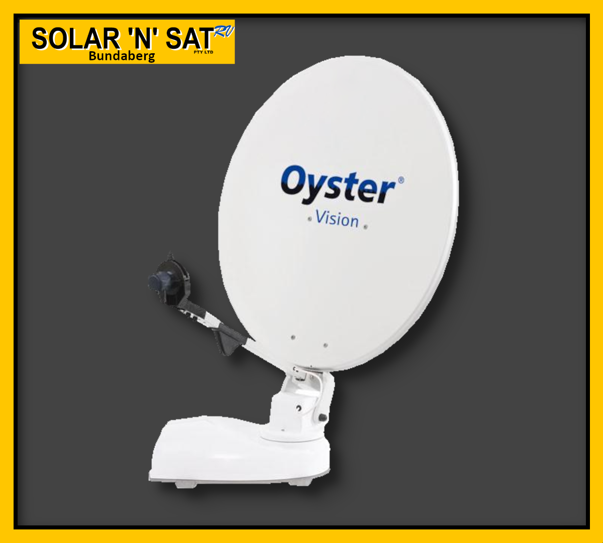 Oyster Automatic Satellite System