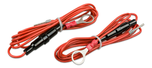 Wires for the Victron SmartShunt 500A/50mV Monitor