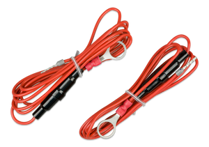 Red Connector Wires for the Victron SmartShunt 500A/50mV Monitor