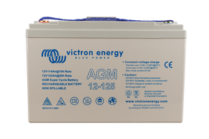 Victron AGM Super Cycle 125Ah Battery