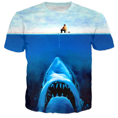 Jaws On Steroids T-Shirt