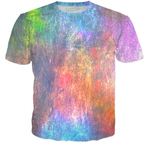 Scratch The Color T-Shirt