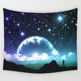 Scenic Night Collection Tapestries