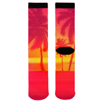 Pink Sunset Socks