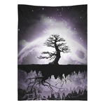 Midnight Roots Tapestry