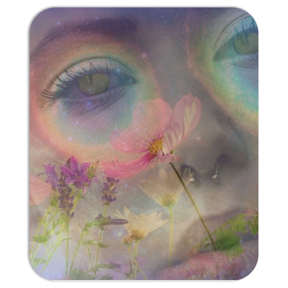 Lady Vision Mouse Pad