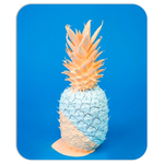 Melting Pineapple Mouse Pad