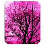 Pink Forest Mouse Pad