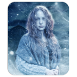 Frozen Lady Mouse Pad