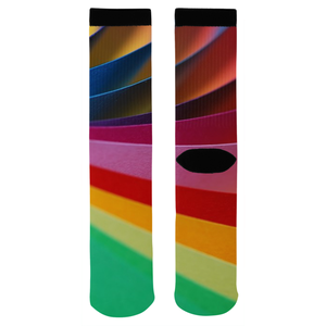 Color Layers Socks