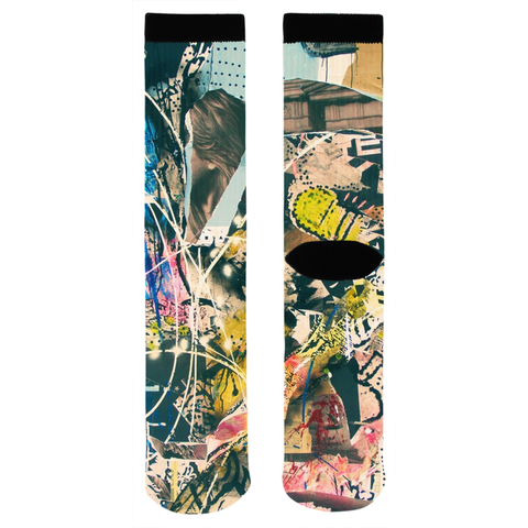 Street Art Socks