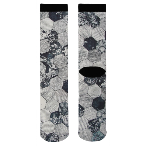 Hexagon Socks