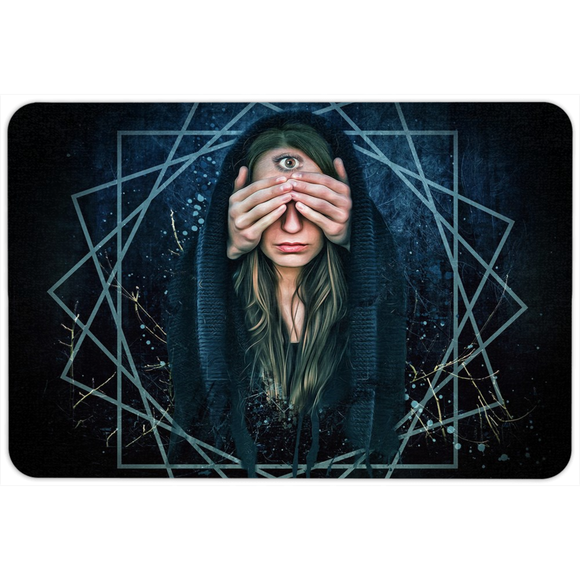 Third Eye Floormat