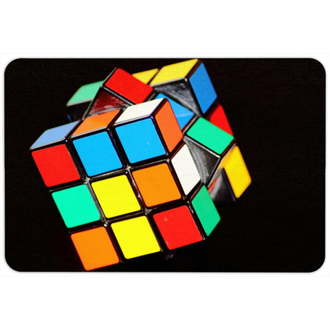 Magic Cube Floormat