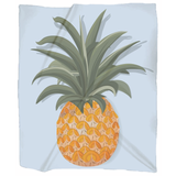 Pineapple Cartoon Blanket