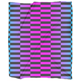 Repetitive Rectangles Blanket