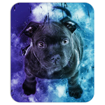 Galaxy Pup Mouse Pad